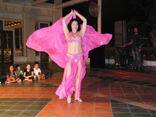Concorde El Salam Hotel: spettacolo serale