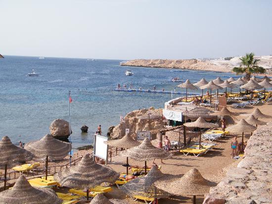 Concorde El Salam Hotel: spiaggia