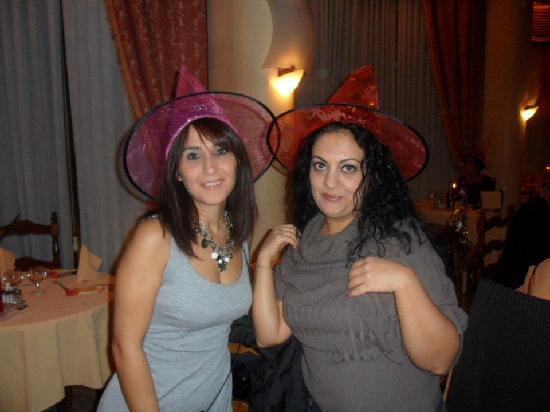 Hotel Abano Terme Cristoforo: visi rilassati e pancia piena!!!