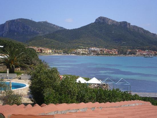 Hotel Gabbiano Azzurro: vista dal albergo