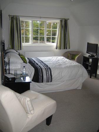 Glandwr Mill: The Moss Room