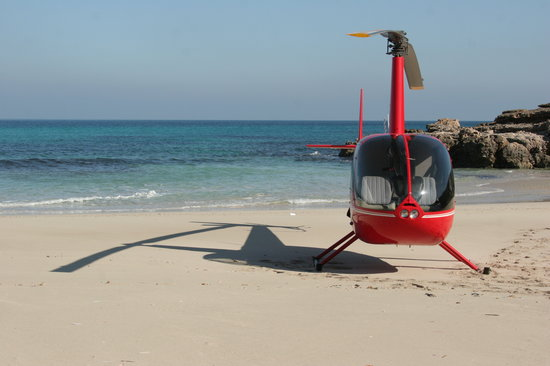 Balearic Helicopters : Beach views