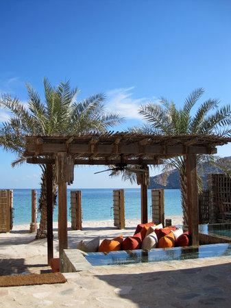 منتجع الحواس الست في خليج زيغي: Beach Villa