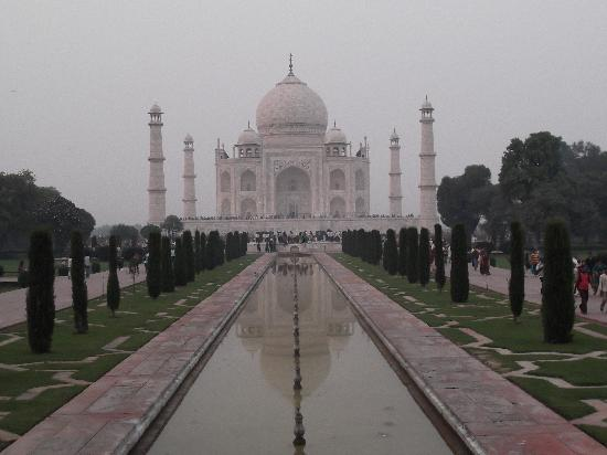 Hotel Jyoti Continental Agra : The Breathtaking Taj