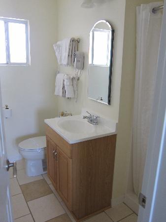 Bella Capri Inn & Suites: bagno