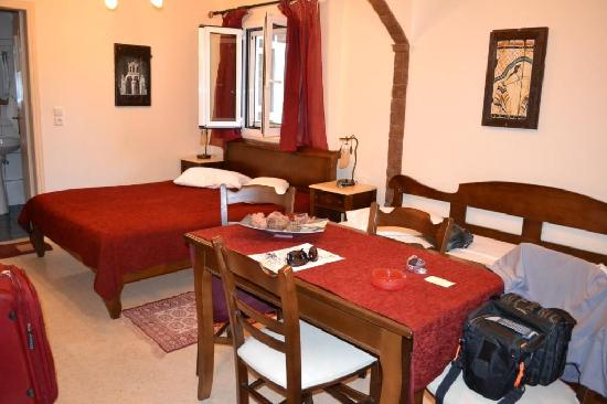 Galatia Villas: La nostra stanza