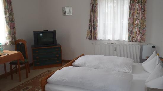 Hotelpension Fliegerhorst: Fliegerhorst room