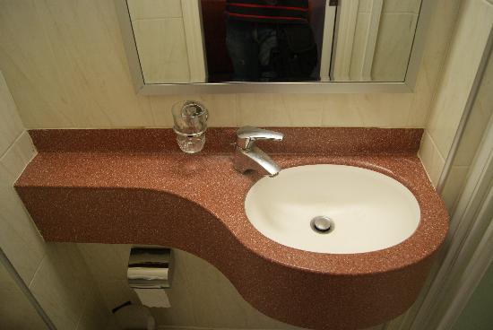 Nayland Hotel: lavamanos