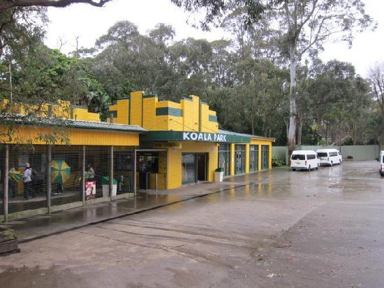 入口 Picture Of Koala Park Sanctuary West Pennant Hills