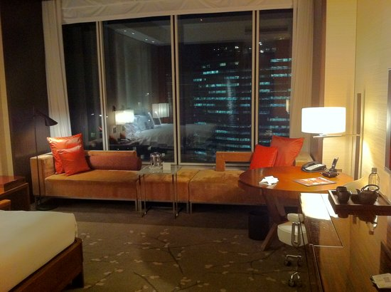 Conrad Tokyo: Room at 37th floor
