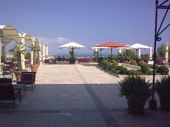 Castillo Hotel Son Vida, a Luxury Collection Hotel: Wunderbare Aussicht