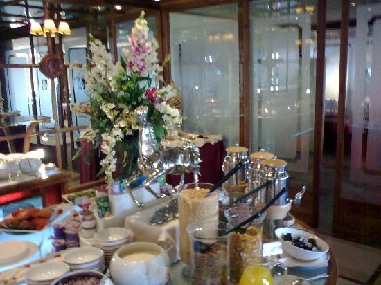 Castillo Hotel Son Vida, a Luxury Collection Hotel: Frühstücksbuffet