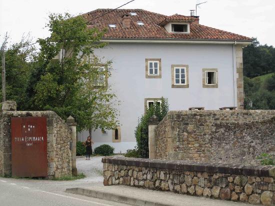Posada Villa Esperanza: Front Entrance