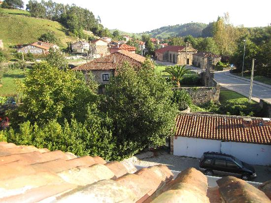 Posada Villa Esperanza: View from our room