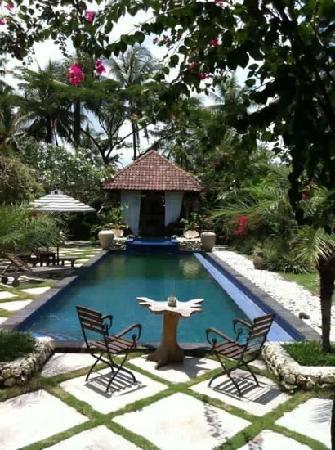 Villa Pakem : pool
