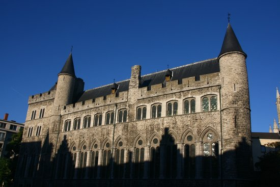 Geeraard de Duivelsteen (The Castle of Gerald the Devil)