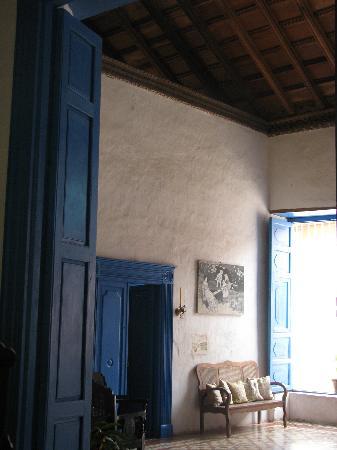 Hostal Casa Colonial el Patio: Living Room