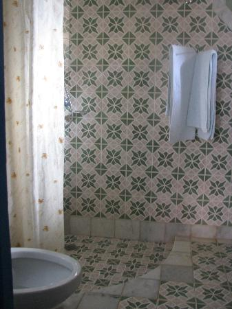 Hostal Casa Colonial el Patio: Bathroom A