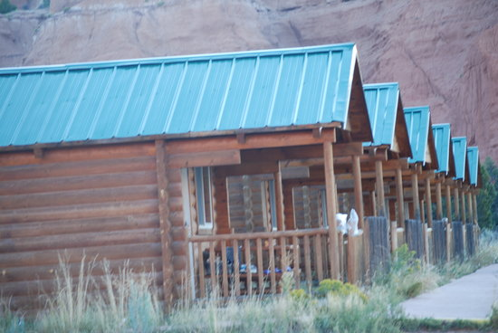 Kodachrome Basin State Park: Great cabins in Kodachrome!