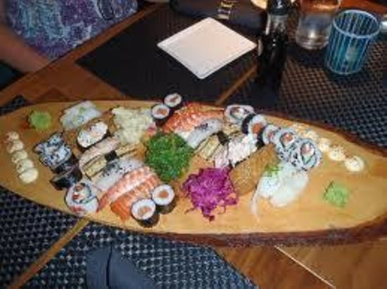 East West -Sushi, Grill, Lounge: If you love sushi, East West Sushi is the place