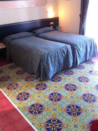 Hotel Santa Lucia: Camera da letto