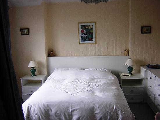 Highfield Farm Guest House: double en-suite