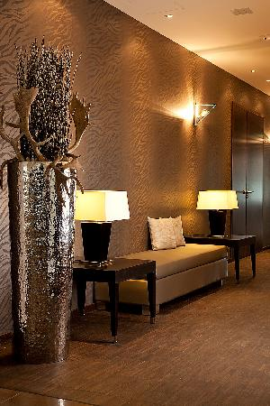 Relais & Châteaux Hotel Burg Schwarzenstein: Tagungsbereich