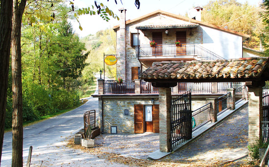 Bed & Breakfast Il Rivo: Il casolare