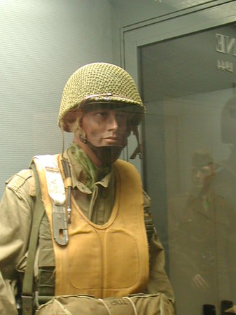 Museum of the Surrender: 81st Airborne Division on D Day