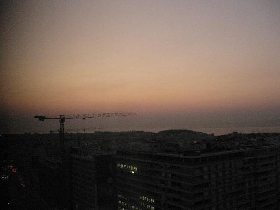 Dom Pedro Lisboa: From the window