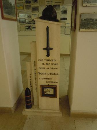 Sacrario Militare dei Caduti d'Oltremare: Museo Storico