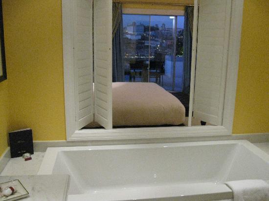 The Yeatman: Bathroom