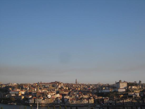 The Yeatman: View