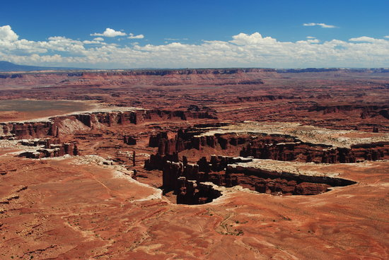 Parque Nacional Canyonlands, UT: Island in the sky