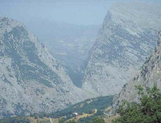 Rotonda, Italy: Il fantastico Canyon del Raganello