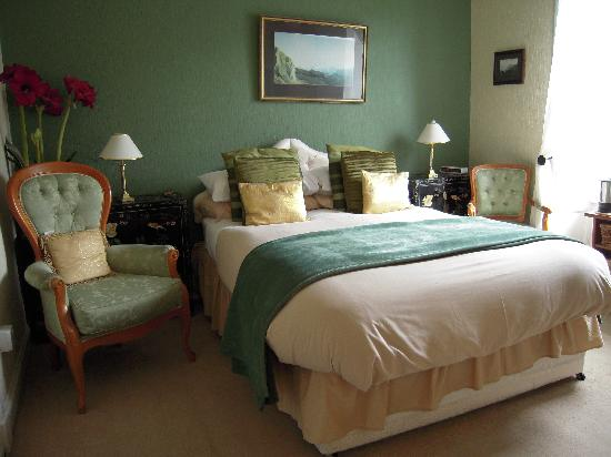 Rosebank House Bed and Breakfast: Zimmer