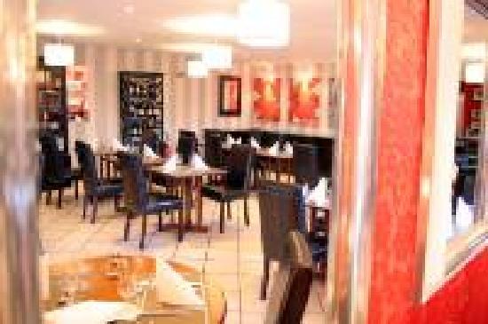 Comfort Hotel Orly Morangis : Restaurant