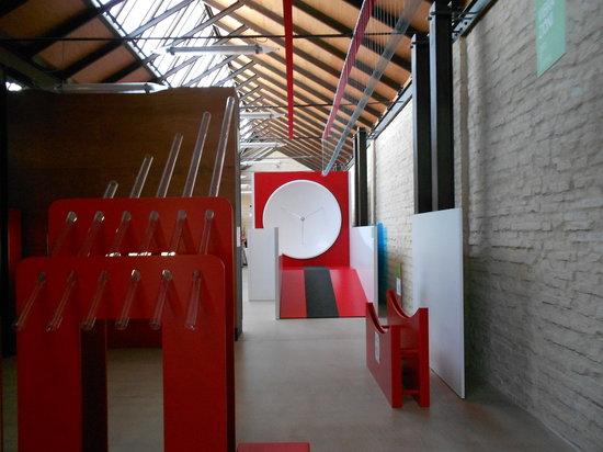 Science Centre Immaginario Scientifico Pordenone : Immaginario Scientifico