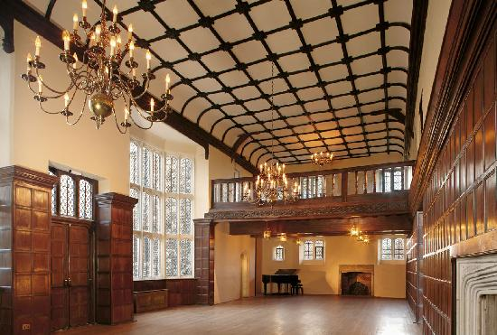 Hall Place and Gardens: The Great Hall, Hall Place & Gardens