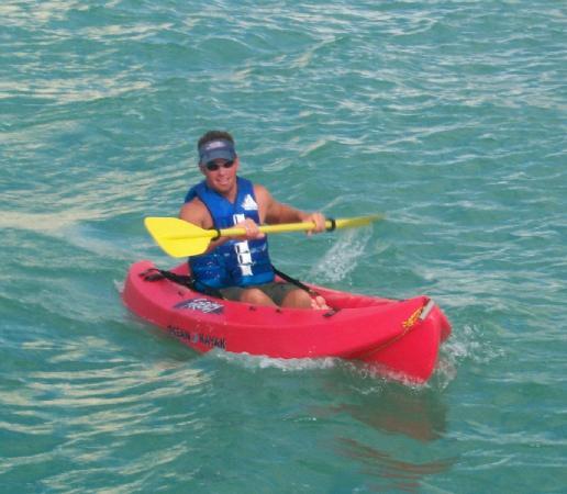 Watersports 4U: Kayak rental