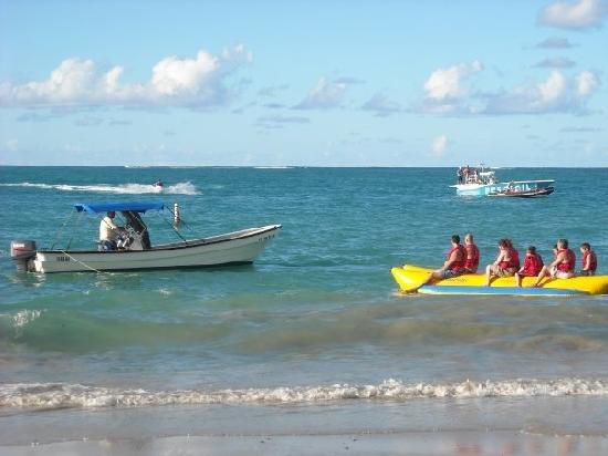 Watersports 4U: Banana boat rides