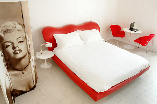 WRH Trastevere: Marilyn room