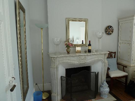 Domaine des Faures : Dubois room