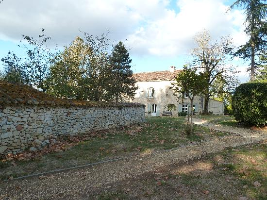 Domaine des Faures : another house view