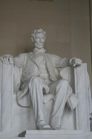Washington DC, DC: mémorial abraham lincoln