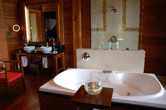 Hilton Seychelles Northolme Resort & Spa: salle de bain