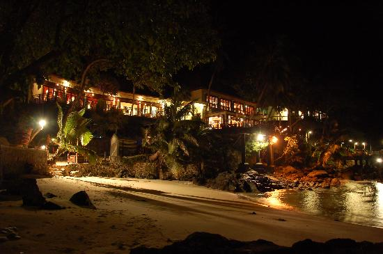 Hilton Seychelles Northolme Resort & Spa: hotel de nuit
