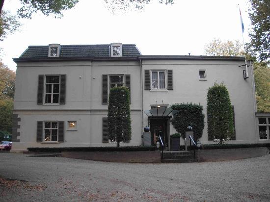 Hotel Restaurant De Wolfsberg: Dining room