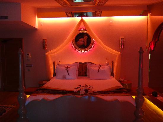 Hotel Sultania: Room 401