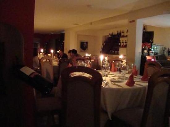 Pavarotti Ristorante: Dining Room